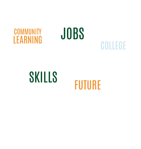 Your Community: Schools, Jobs, Colleges, Future